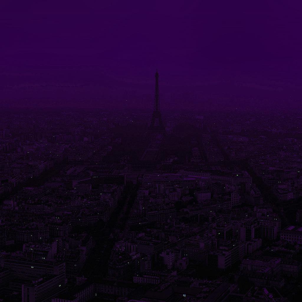 wallpaper-bb43-paris-dark-purple-city-illustration-art-wallpaper