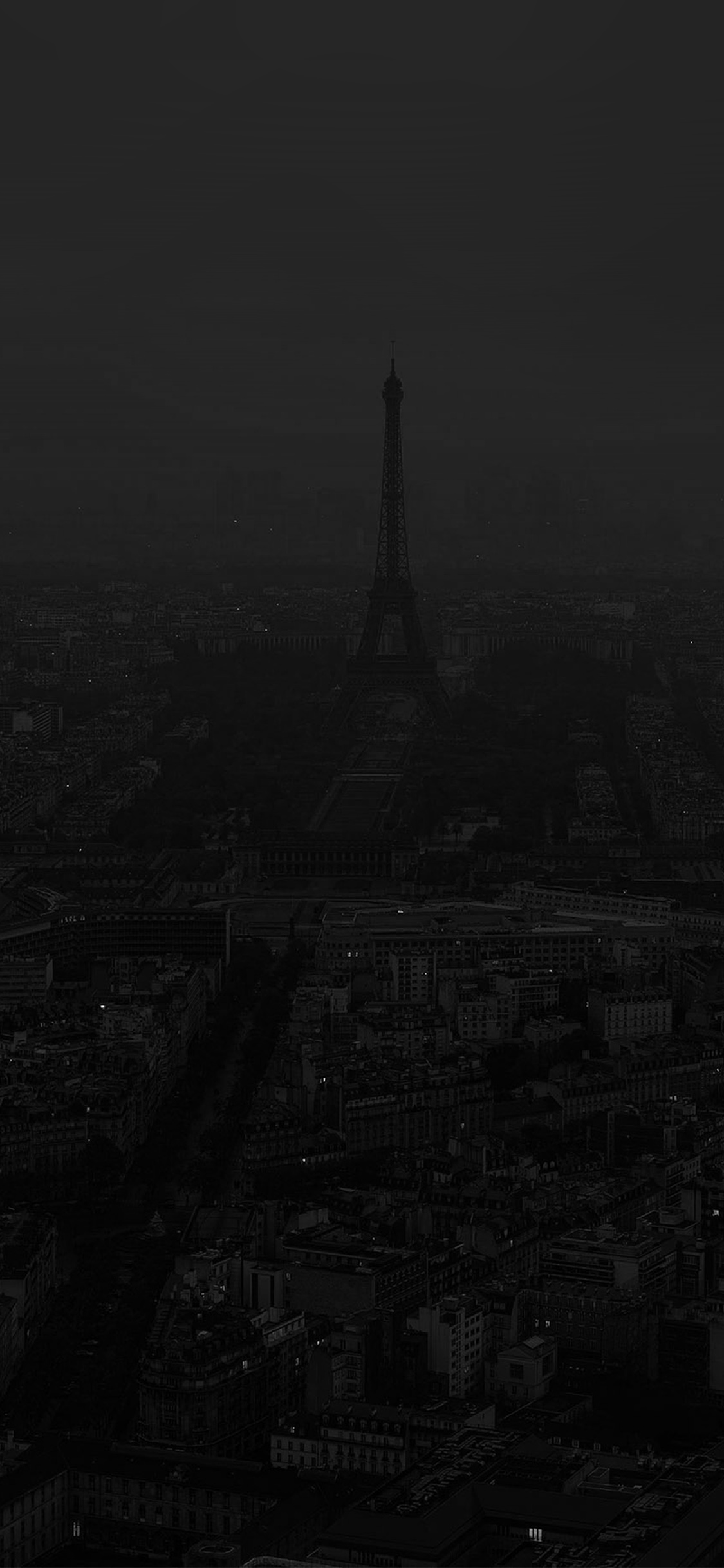 iPhonexpapers.com-Apple-iPhone-wallpaper-bb45-paris-dark-bw-city-illustration-art