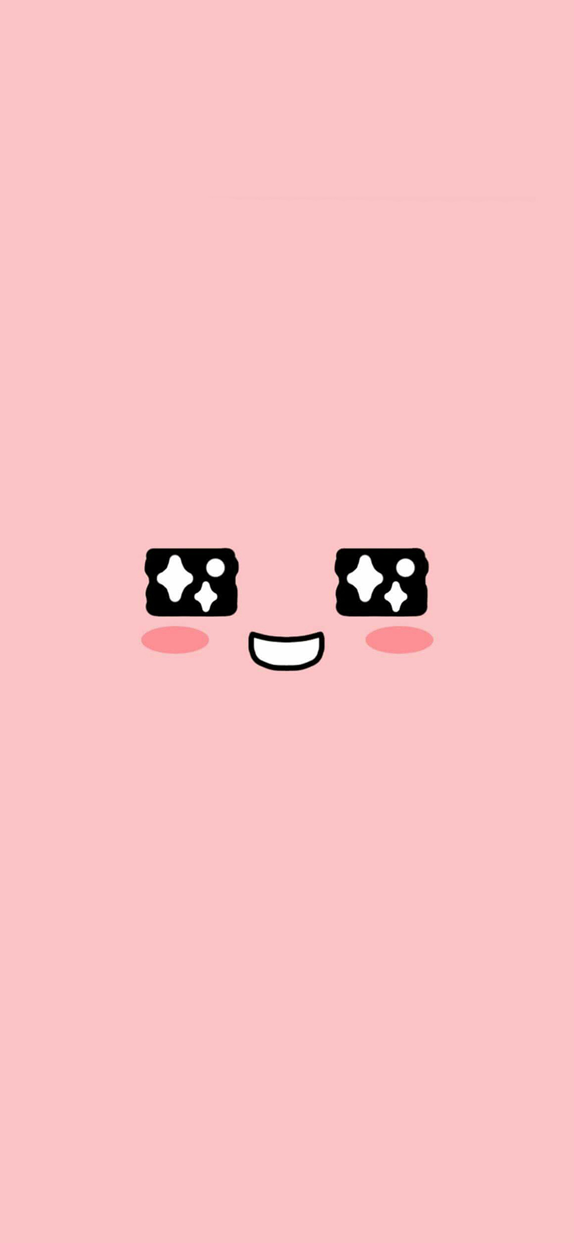 iPhoneXpapers.com-Apple-iPhone-wallpaper-bb55-cute-kakao-face-pink-illustration-art