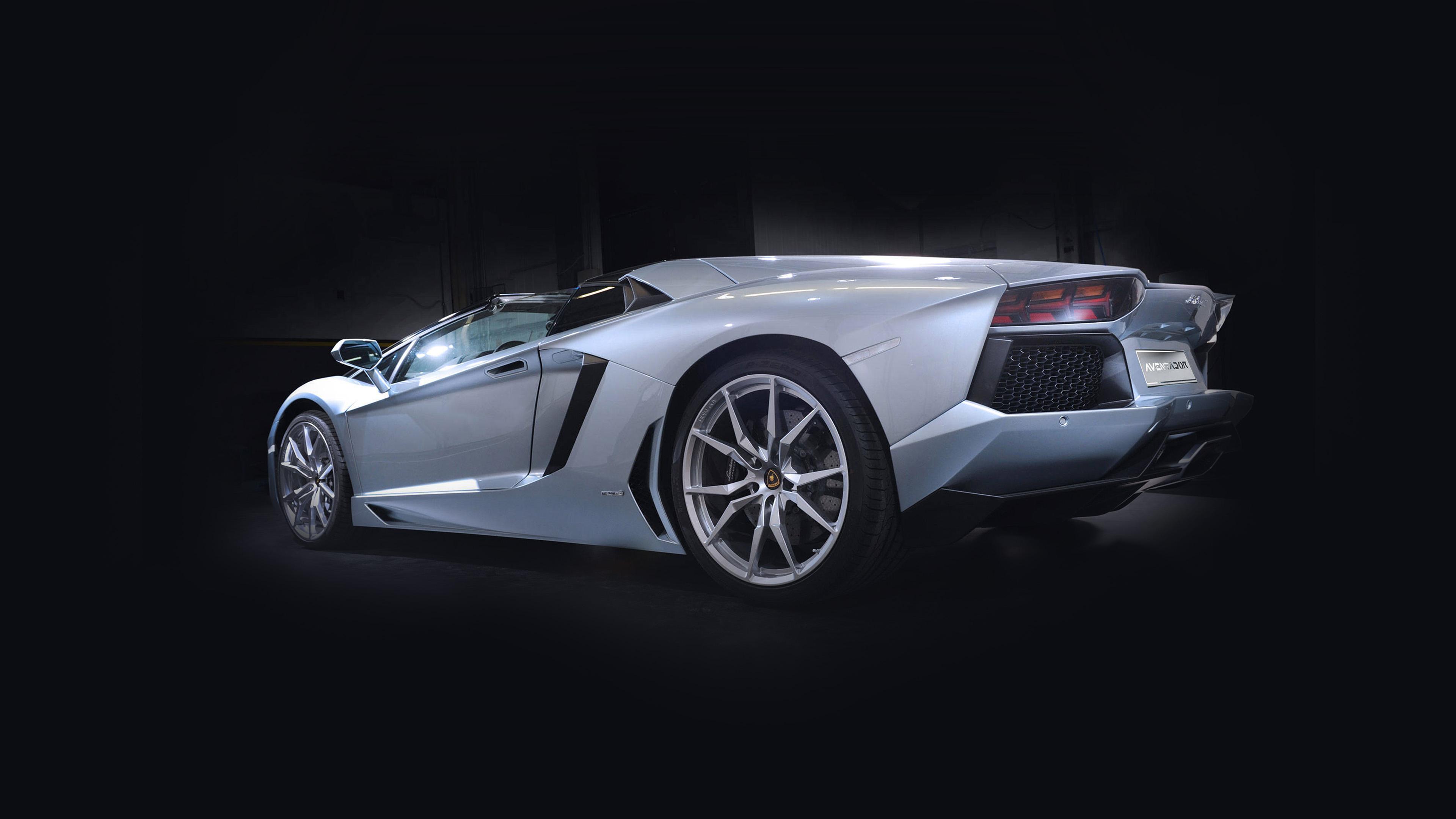 I Love Papers Bb71 Lamborghini Car Illustration Art
