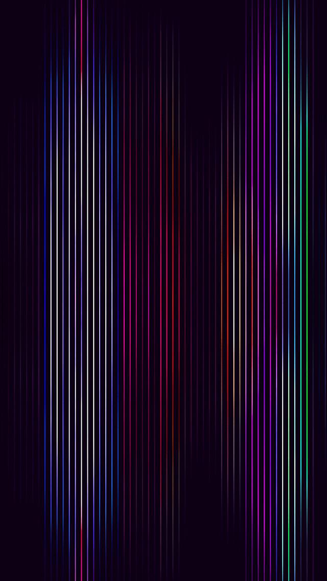 freeios8.com-iphone-4-5-6-plus-ipad-ios8-bc27-digital-pattern-dark-city-art-illustration-blue
