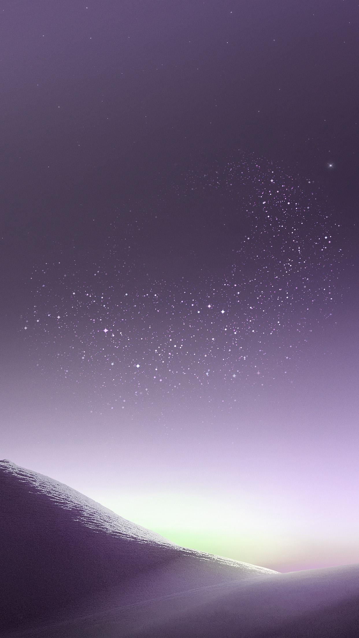 papers.co bc36 galaxy night sky star art illustration samsung purple 34 iphone6 plus wallpaper