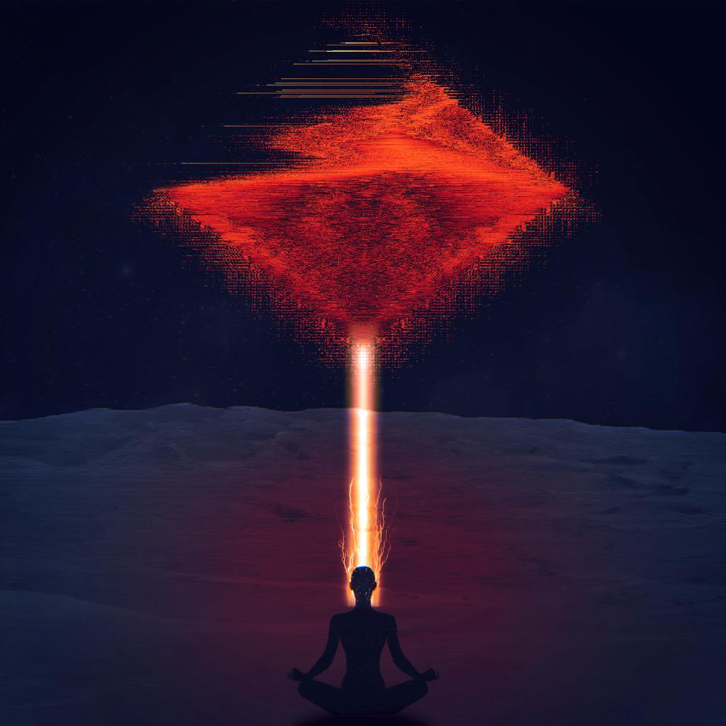 wallpaper-bc53-digital-red-space-alien-art-illustration-dark-wallpaper