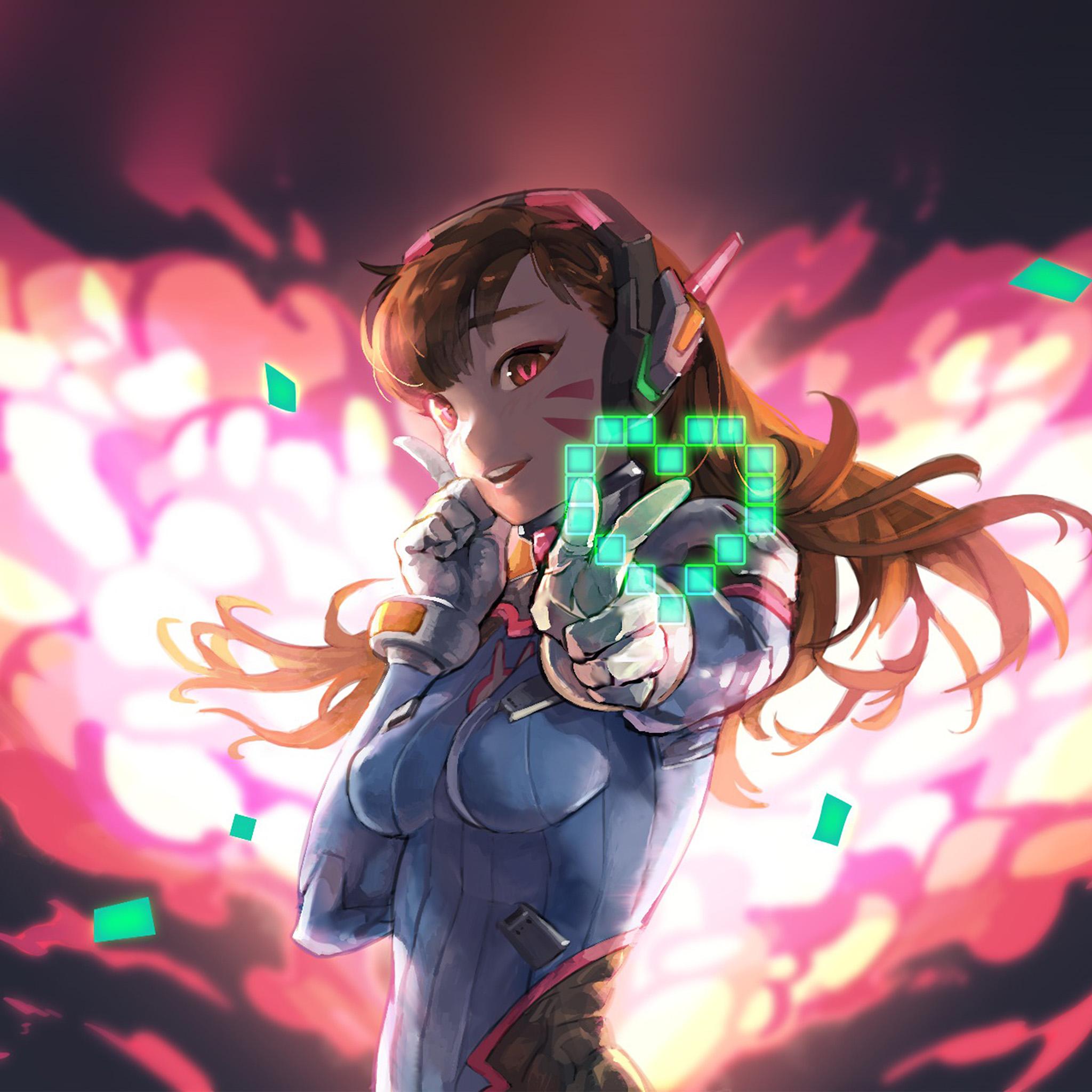 Bc70-diva-girl-anime-game-overwatch-art-illustration-wallpaper