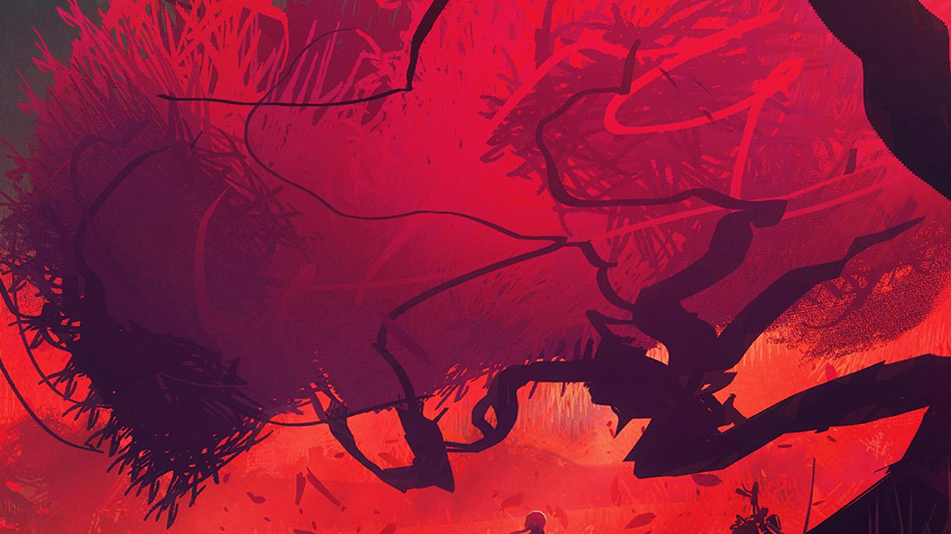 desktop-wallpaper-laptop-mac-macbook-air-bc76-fall-autume-tree-anime-paint-art-illustration-wallpaper