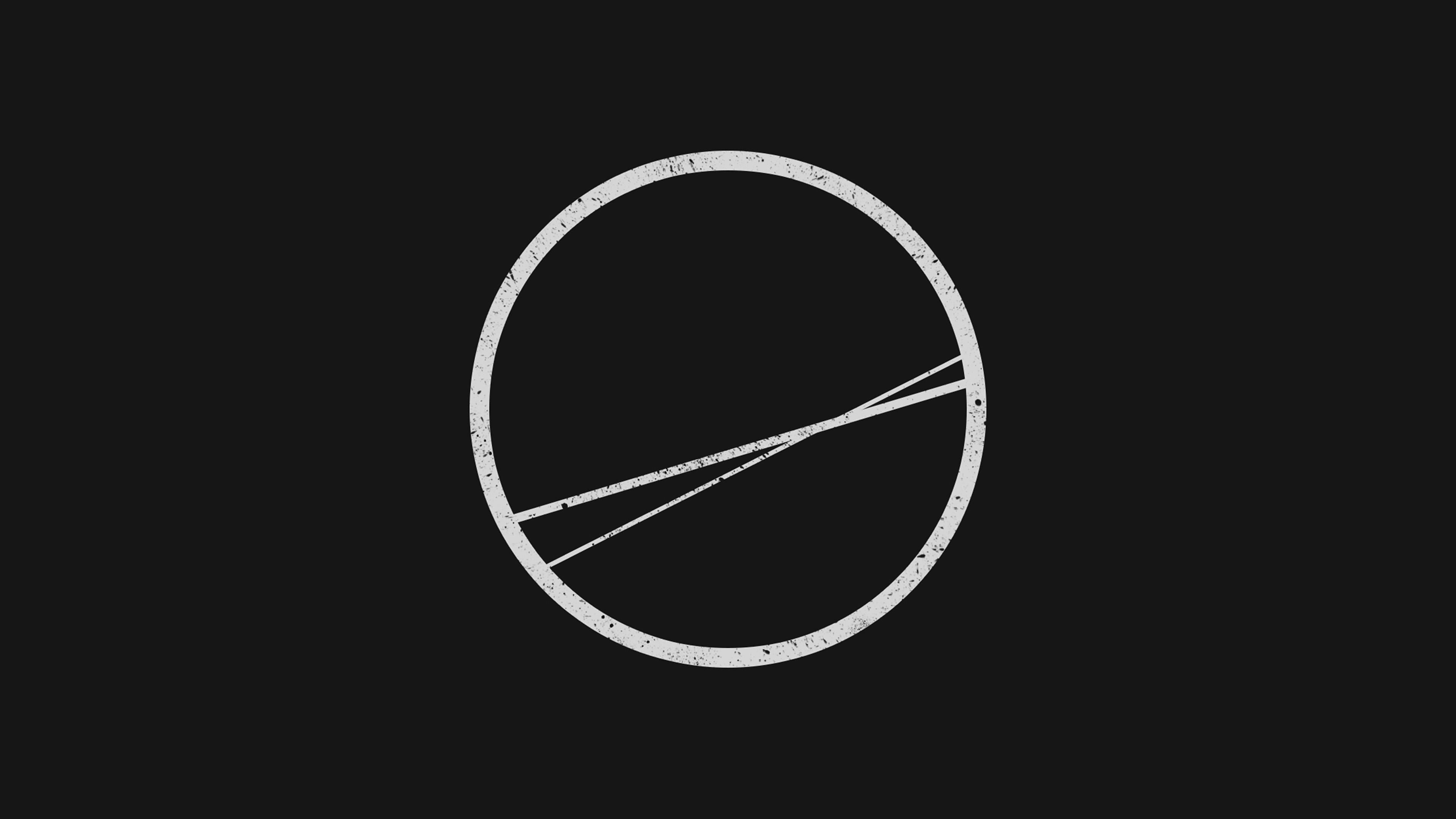 Simple Minimalist Ipad Wallpaper: Bc77-minimal-simple-circle-art