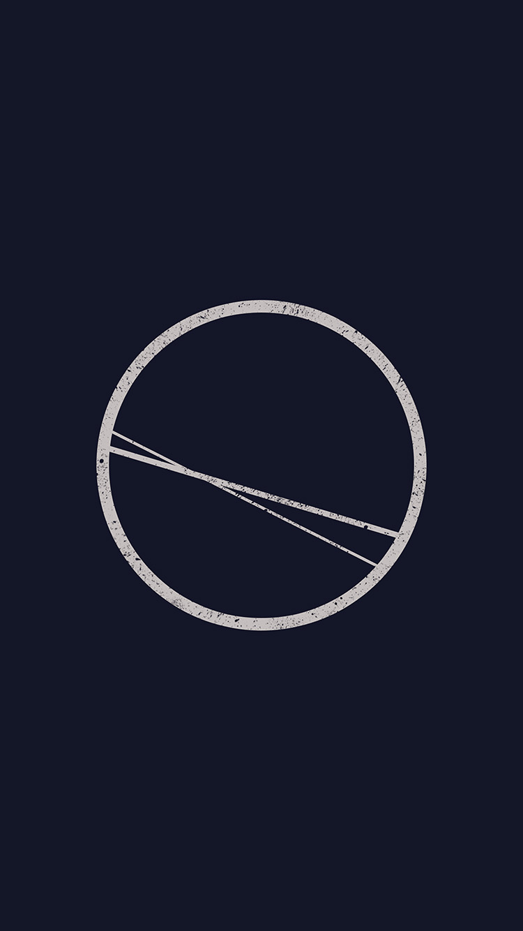 Papers.co-iPhone5-iphone6-plus-wallpaper-bc79-minimal-simple-circle-art-illustration-blue