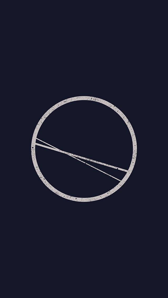 freeios8.com-iphone-4-5-6-plus-ipad-ios8-bc79-minimal-simple-circle-art-illustration-blue