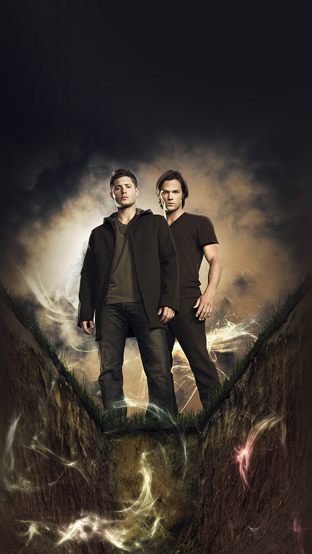 freeios8.com-iphone-4-5-6-plus-ipad-ios8-bc80-supernatural-film-tvshow-art-illustration