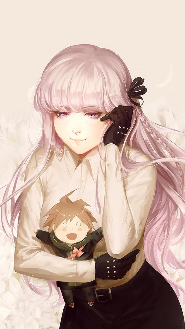 freeios8.com-iphone-4-5-6-plus-ipad-ios8-bd02-anime-girl-art-illustration