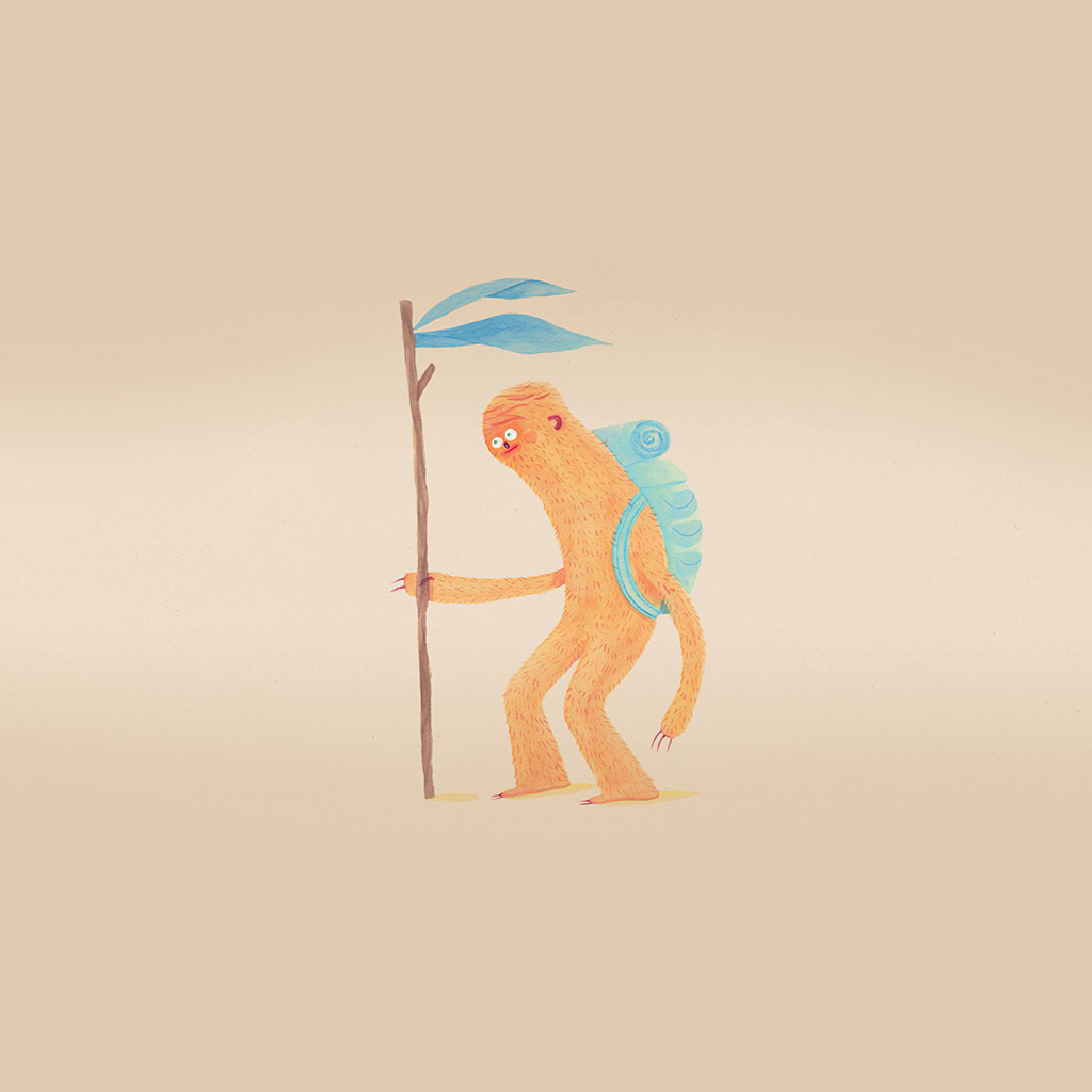 android-wallpaper-bd08-monkey-anime-drawing-picture-art-illustration-wallpaper