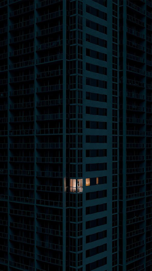 freeios8.com-iphone-4-5-6-plus-ipad-ios8-bd09-city-dark-apartment-pattern-art-illustration