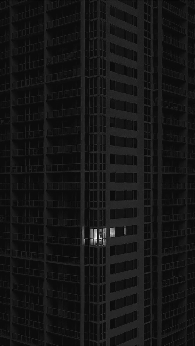 freeios8.com-iphone-4-5-6-plus-ipad-ios8-bd11-city-dark-apartment-pattern-art-illustration-bw