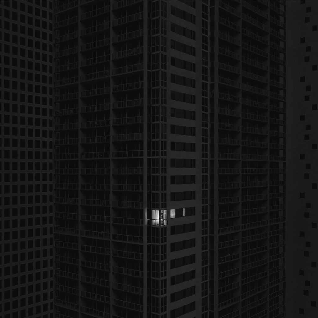 android-wallpaper-bd11-city-dark-apartment-pattern-art-illustration-bw-wallpaper