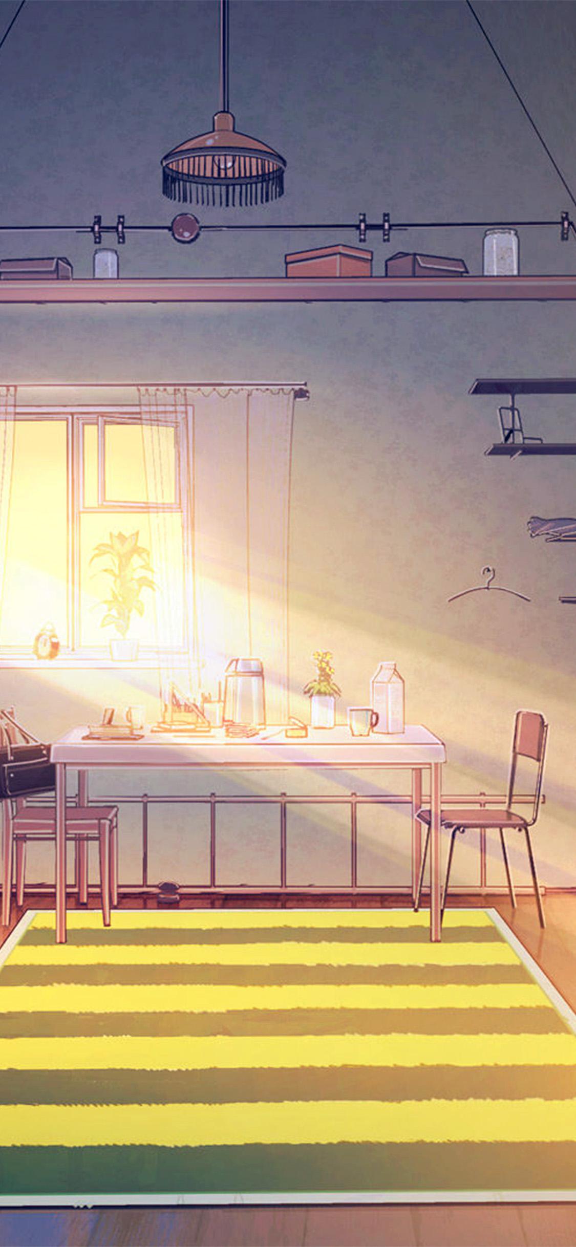 iPhonexpapers.com-Apple-iPhone-wallpaper-bd26-home-anime-arseniy-art-illustration-sunny