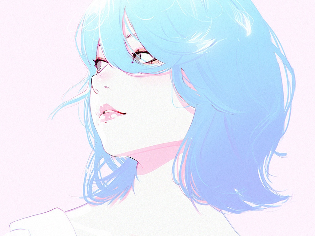 Bd27-ilya-girl-anime-face-drawing-painting-art