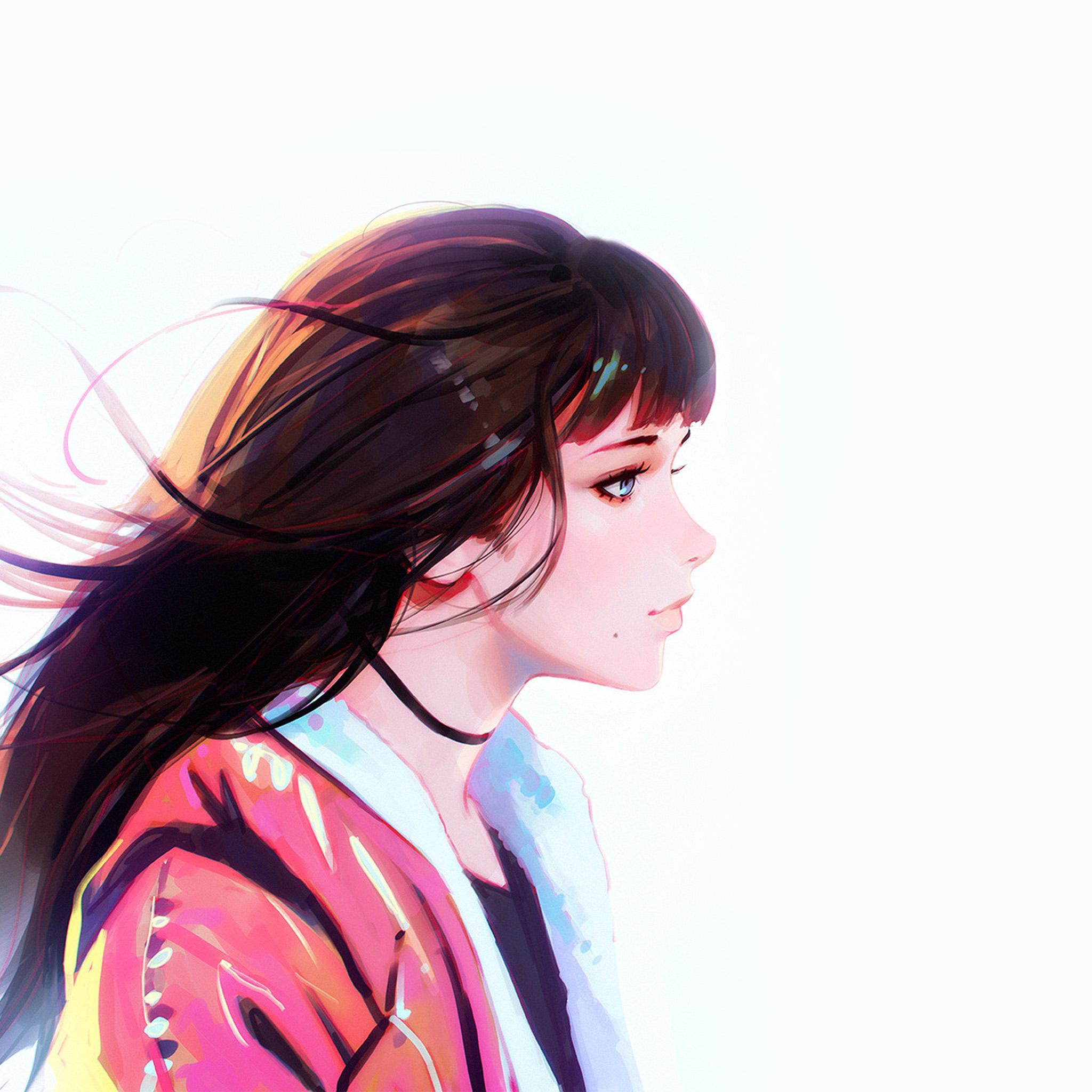 Bd28-girl-anime-drawing-painting-ilya-art-illustration
