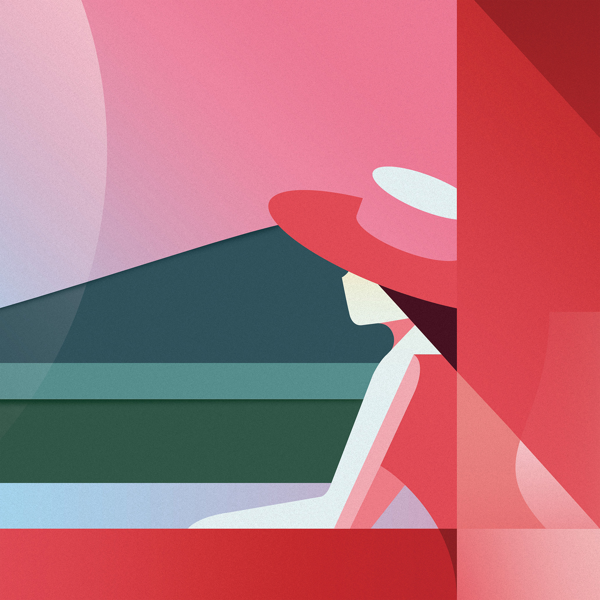 bd32-minimal-simple-digital-woman-art-illustration-wallpaper