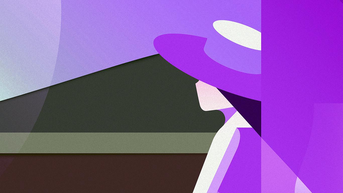 wallpaper-desktop-laptop-mac-macbook-bd33-minimal-simple-digital-woman-art-illustration-purple