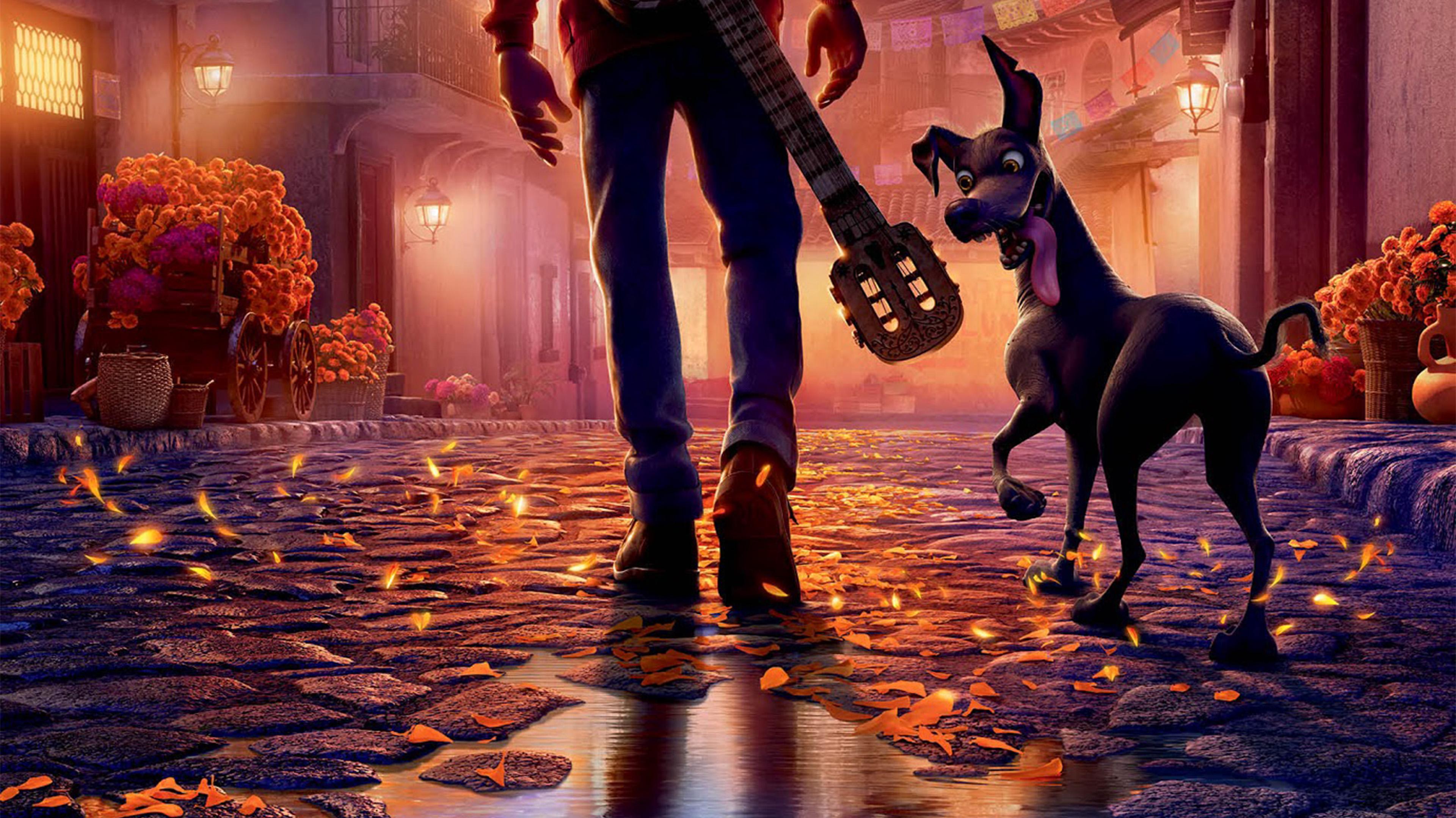 Bd50 Disney Pixar Coco Filme Anime Art Illustration Wallpaper