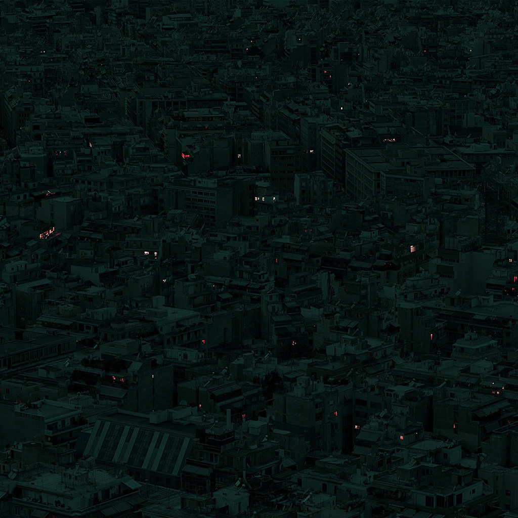 android-wallpaper-bd78-night-city-dark-art-illustration-green-wallpaper