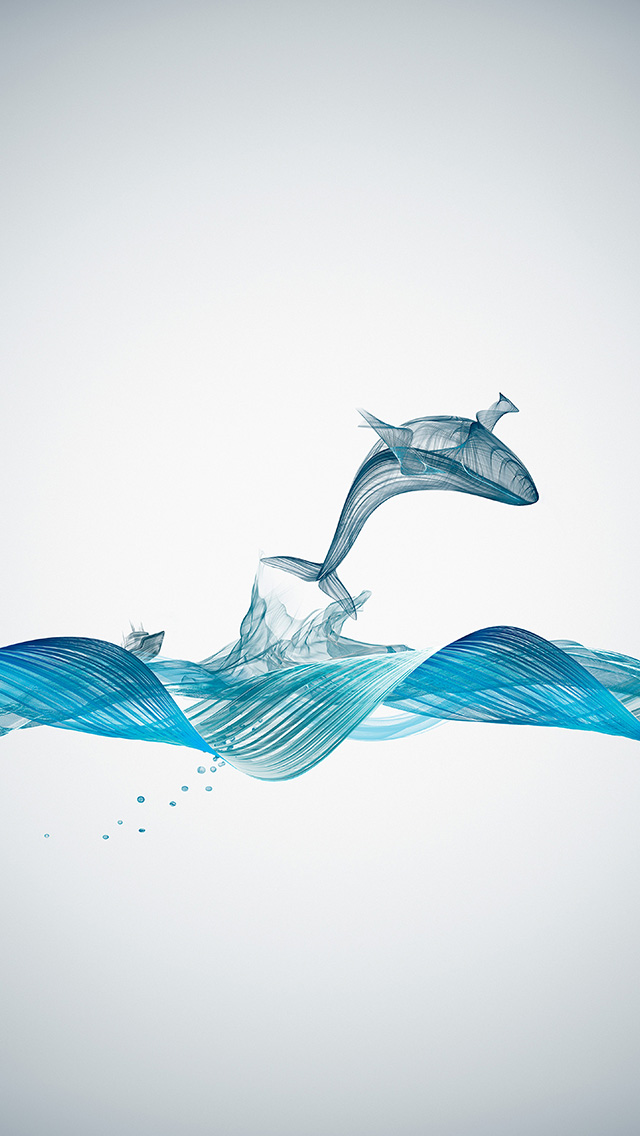 freeios8.com-iphone-4-5-6-plus-ipad-ios8-bd84-fishing-boat-whale-wave-line-art-illustration-animal