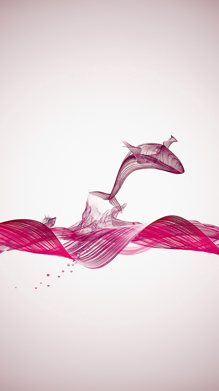 iPhone6papers.co-Apple-iPhone-6-iphone6-plus-wallpaper-bd85-fishing-boat-whale-wave-line-art-illustration-animal-red