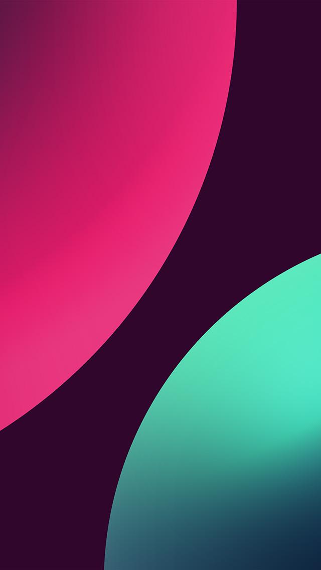freeios8.com-iphone-4-5-6-plus-ipad-ios8-bd87-minimal-circle-red-green-art-illustration
