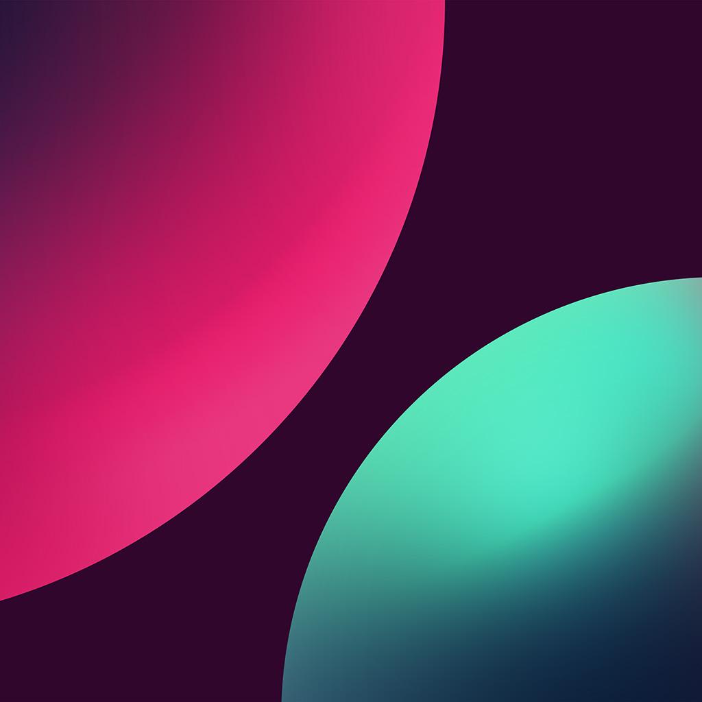 android-wallpaper-bd87-minimal-circle-red-green-art-illustration-wallpaper