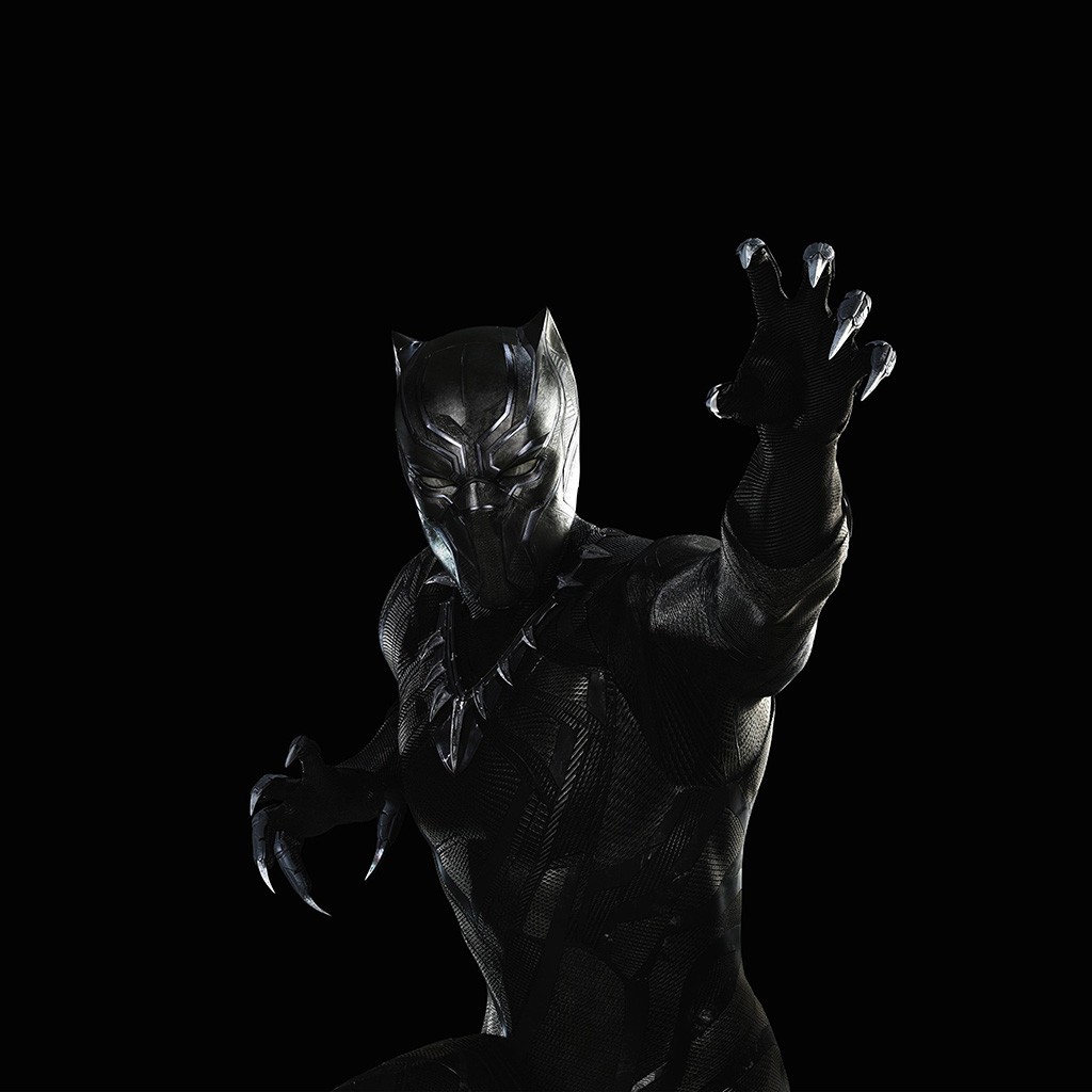 wallpaper-bd89-black-panther-marvel-hero-art-illustration-dark-wallpaper