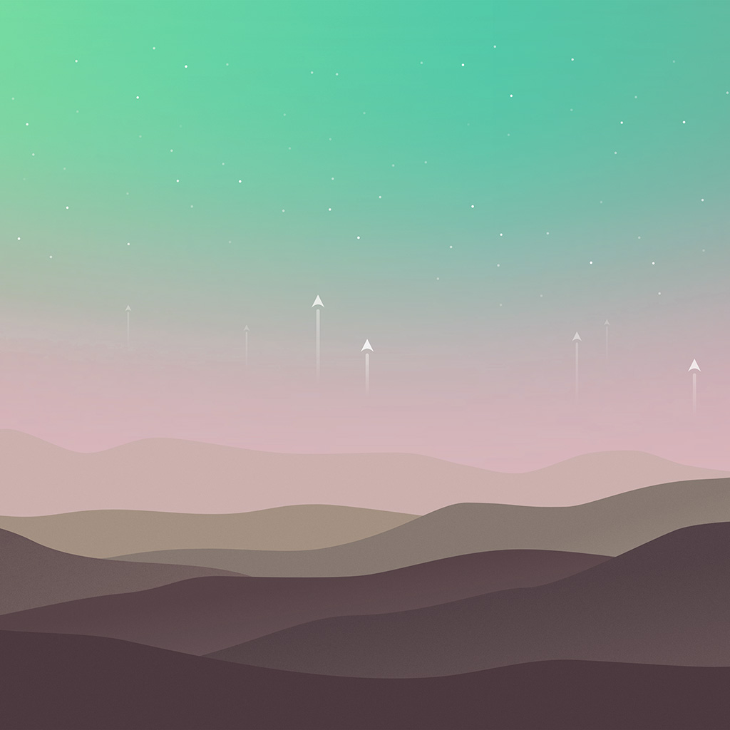 android-wallpaper-bd95-minimal-space-art-illustration-field-wallpaper