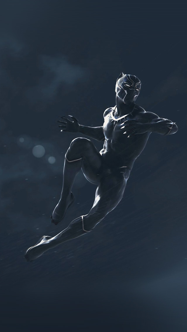 freeios8.com-iphone-4-5-6-plus-ipad-ios8-bd98-marvel-blackpanther-dark-art-illustration