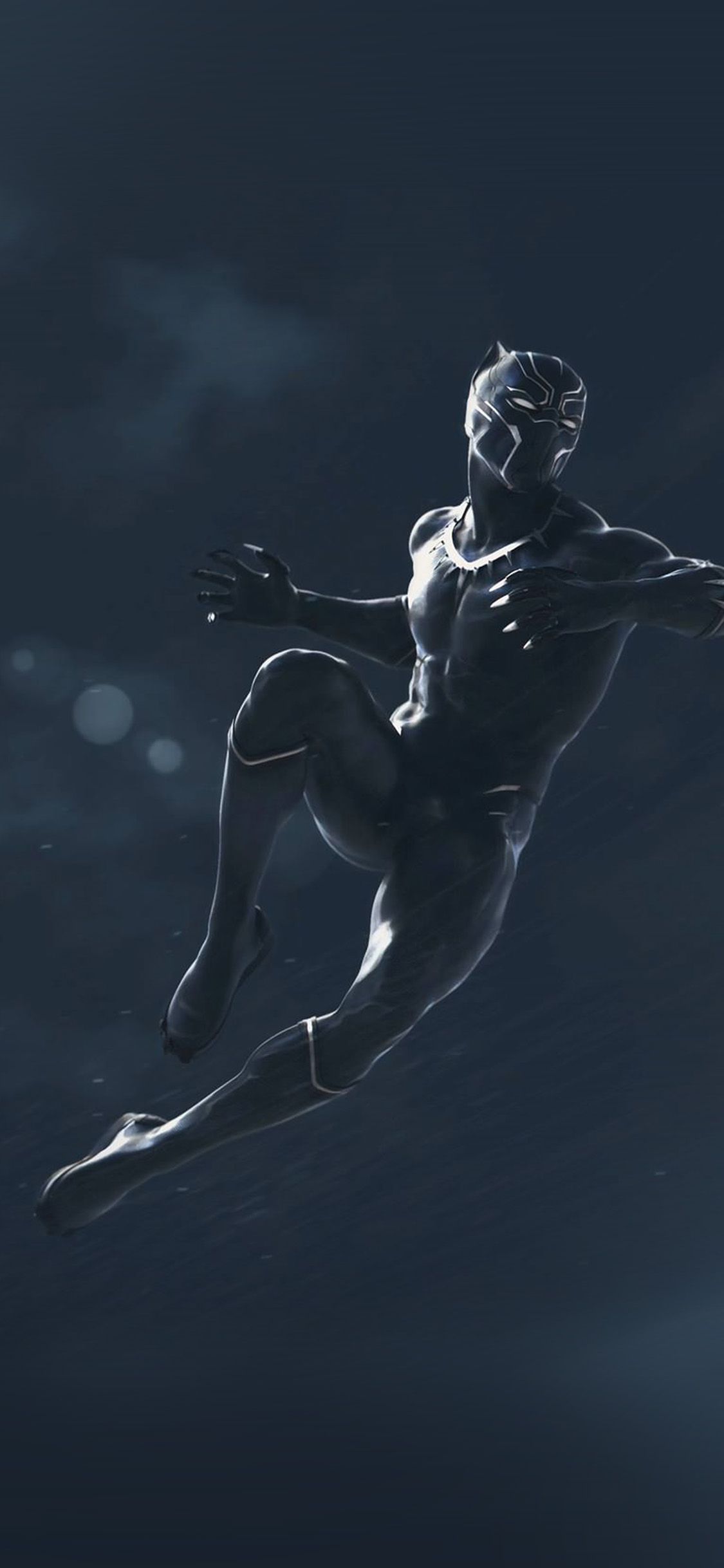 iPhonexpapers.com-Apple-iPhone-wallpaper-bd98-marvel-blackpanther-dark-art-illustration