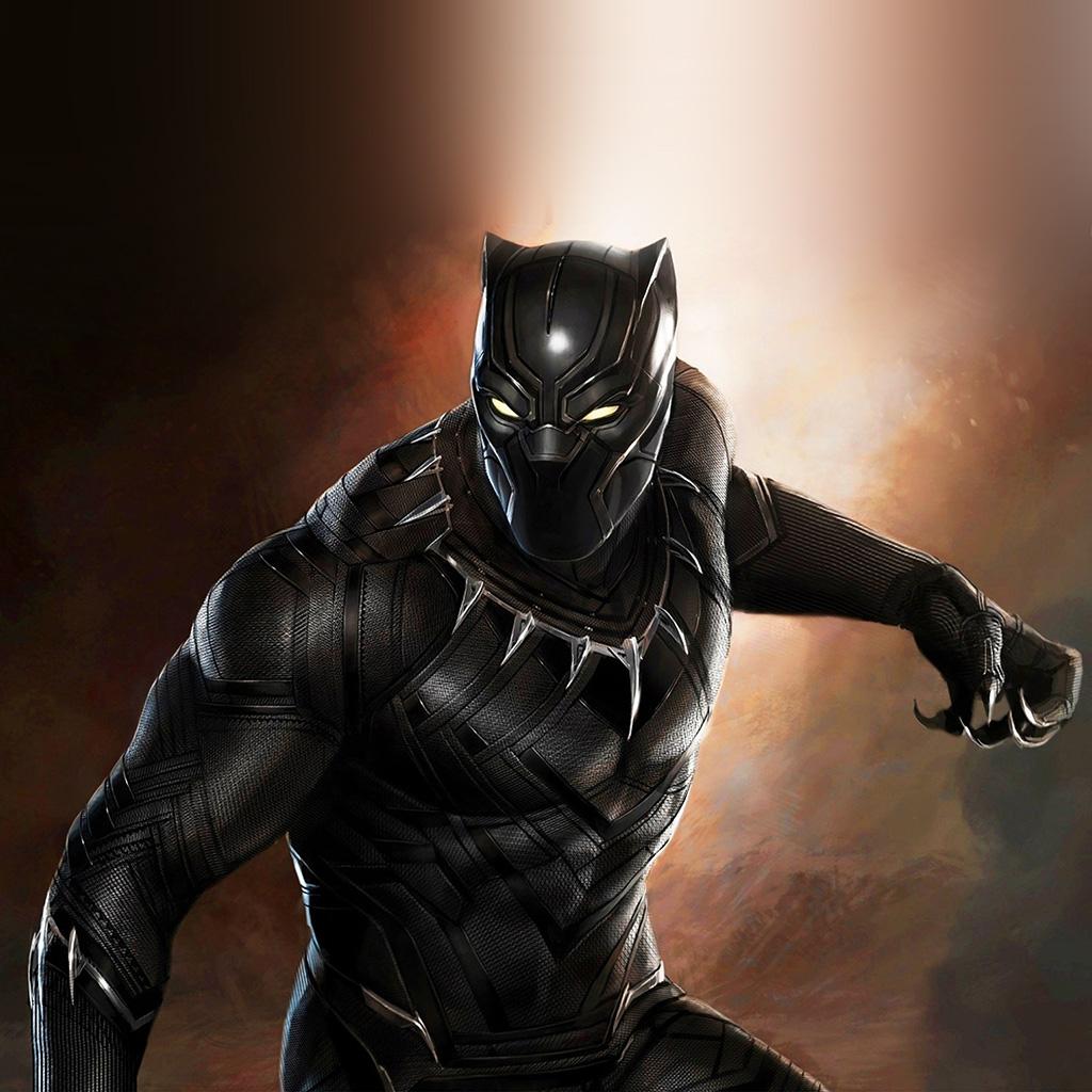 android-wallpaper-bd99-blackpanther-hero-marvel-art-illustration-wallpaper