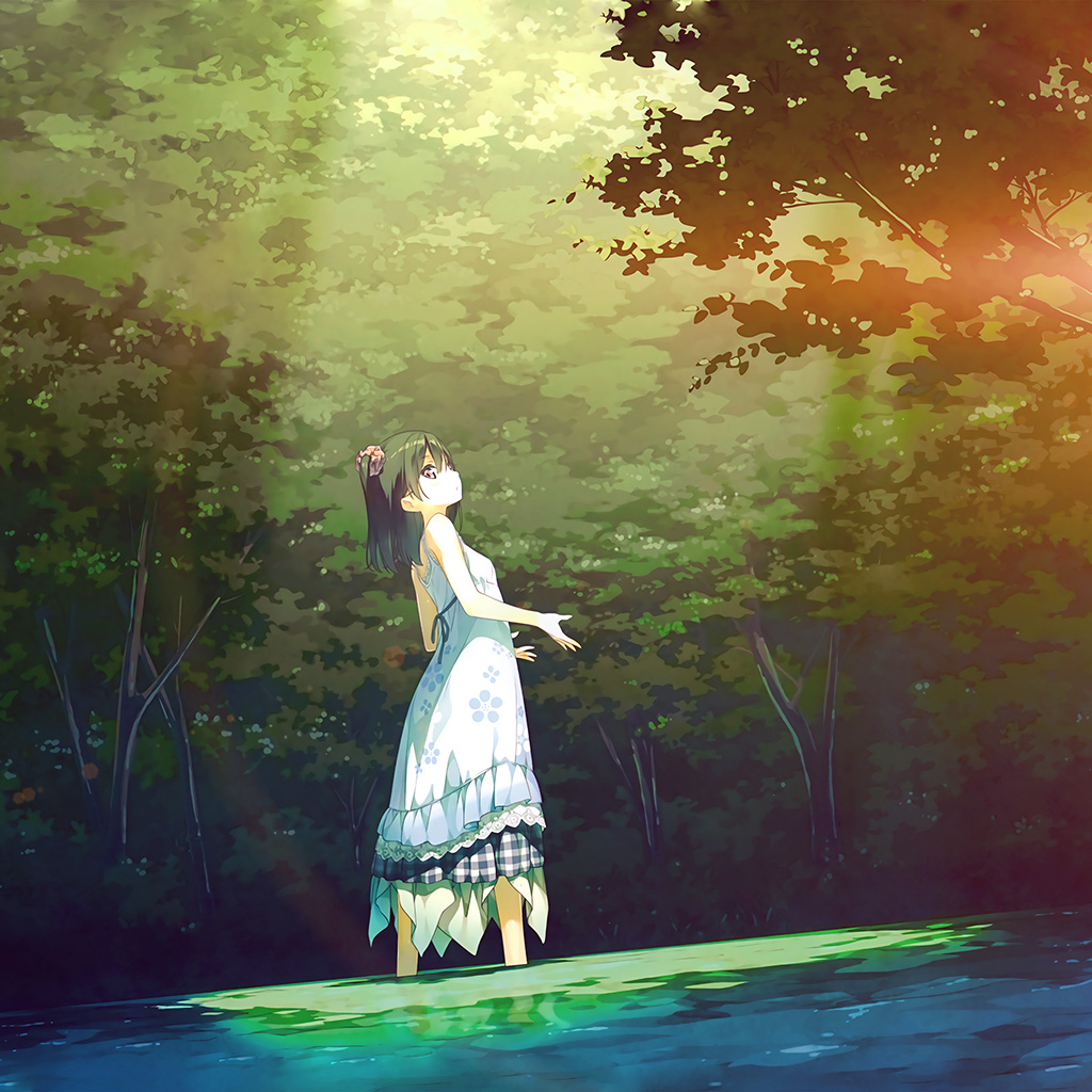 wallpaper-be22-anime-girl-green-art-illustration-flare-wallpaper