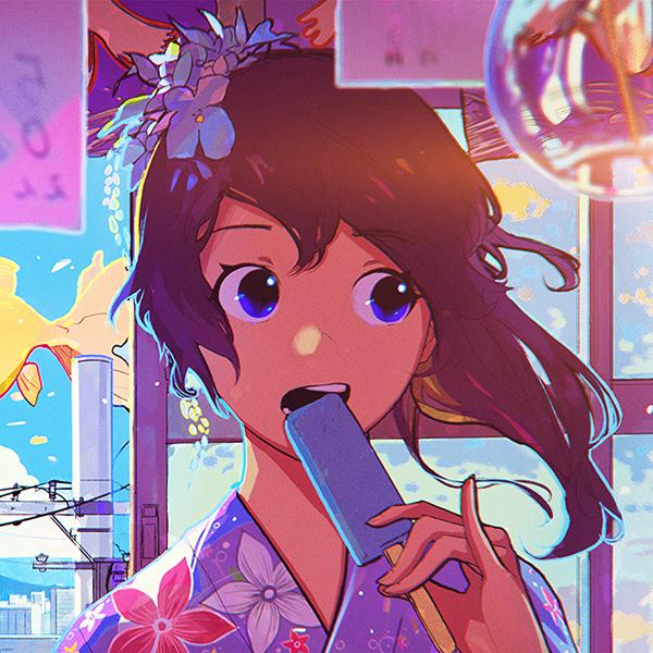 iPapers.co-Apple-iPhone-iPad-Macbook-iMac-wallpaper-be24-girl-face-anime-art-illustration-flare-wallpaper