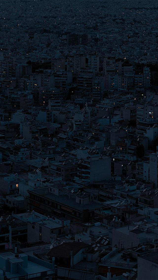 freeios8.com-iphone-4-5-6-plus-ipad-ios8-be37-dark-city-night-art-illustration