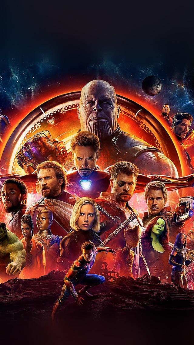 Iphonepapers Com Iphone Wallpaper Be47 Infinity War Marvel