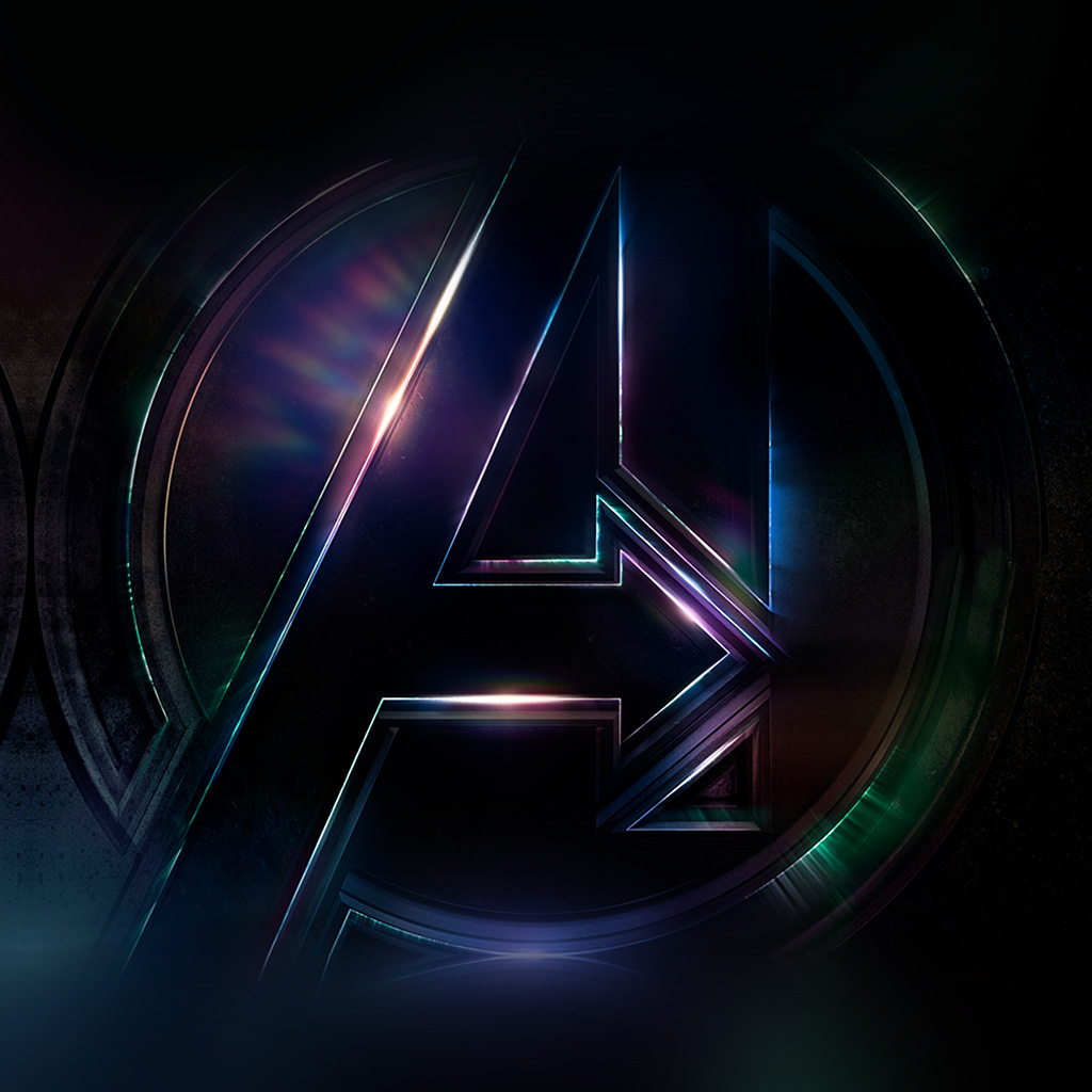 wallpaper-be49-avengers-logo-dark-film-art-illustration-marvel-wallpaper