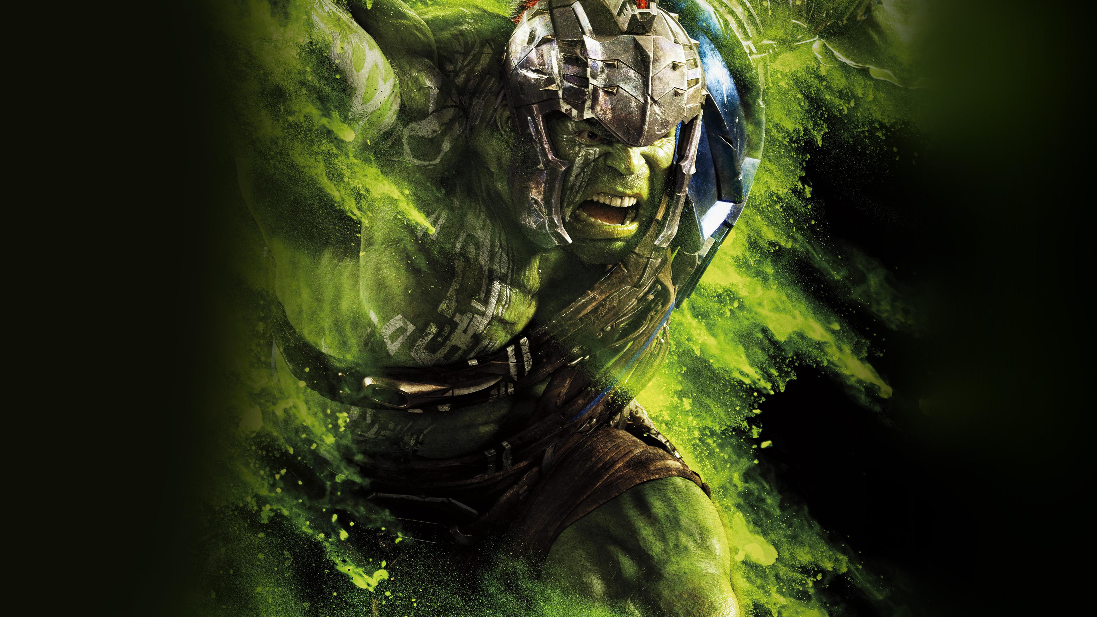 be57-hulk-ragnarok-red-film-marvel-hero-art-illustration ...