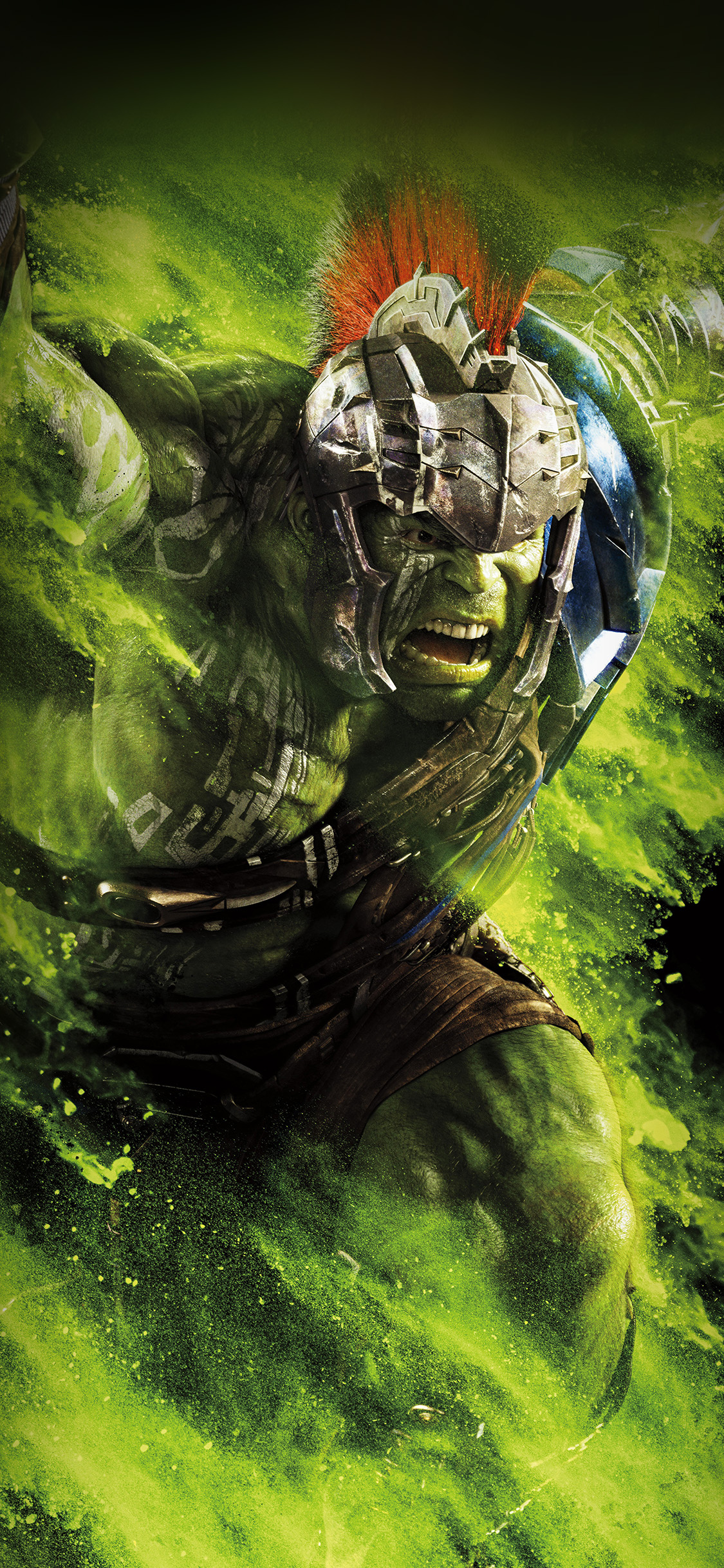 iPhonexpapers.com-Apple-iPhone-wallpaper-be57-hulk-ragnarok-red-film-marvel-hero-art-illustration