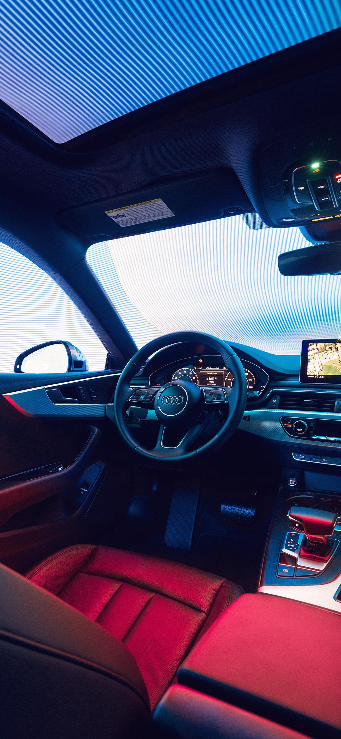 iPhonexpapers.com-Apple-iPhone-wallpaper-be59-car-interior-drive-art-illustration-blue