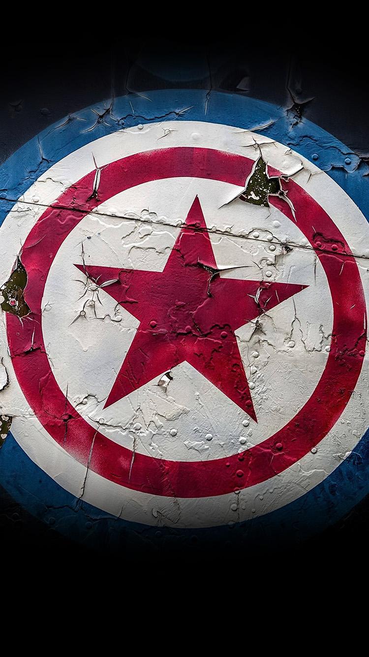 iPhonepapers.com-Apple-iPhone-wallpaper-be60-captain-america-marvel-hero-disney-art-illustration