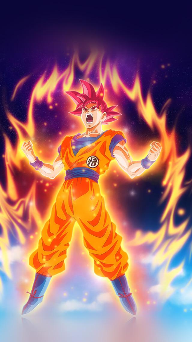 freeios8.com-iphone-4-5-6-plus-ipad-ios8-be62-dragon-ball-fire-art-illustration-hero-anime