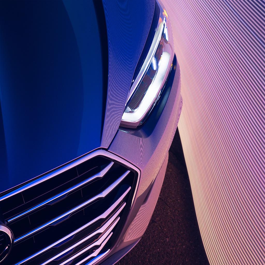 wallpaper-be71-car-headlight-audi-art-illustration-blue-pink-wallpaper