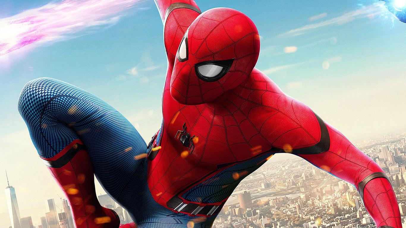 Be77 Spiderman Hero Marvel Avengers Art Illustration Wallpaper
