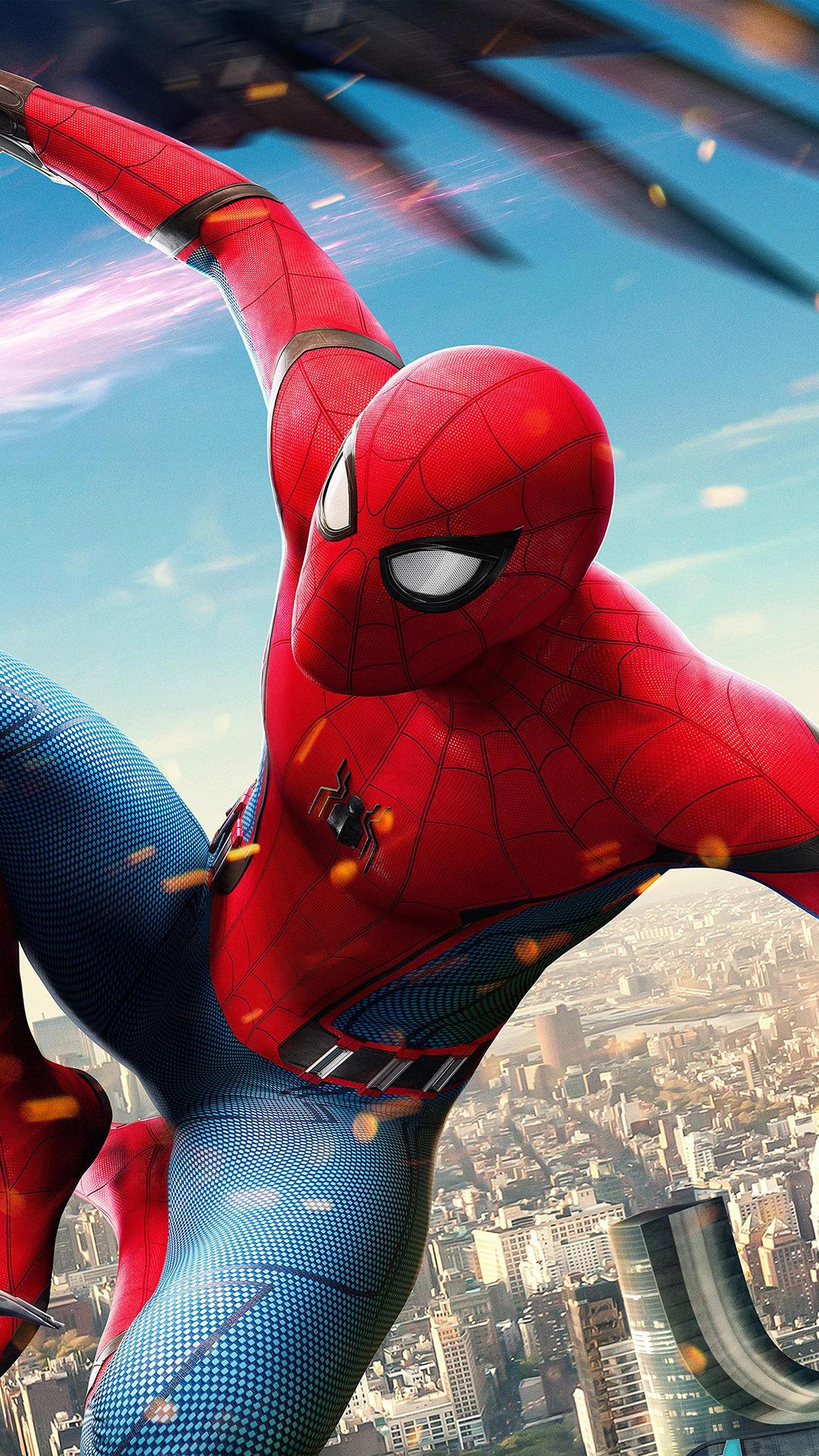 be77-spiderman-hero-marvel-avengers-art-illustration-wallpaper