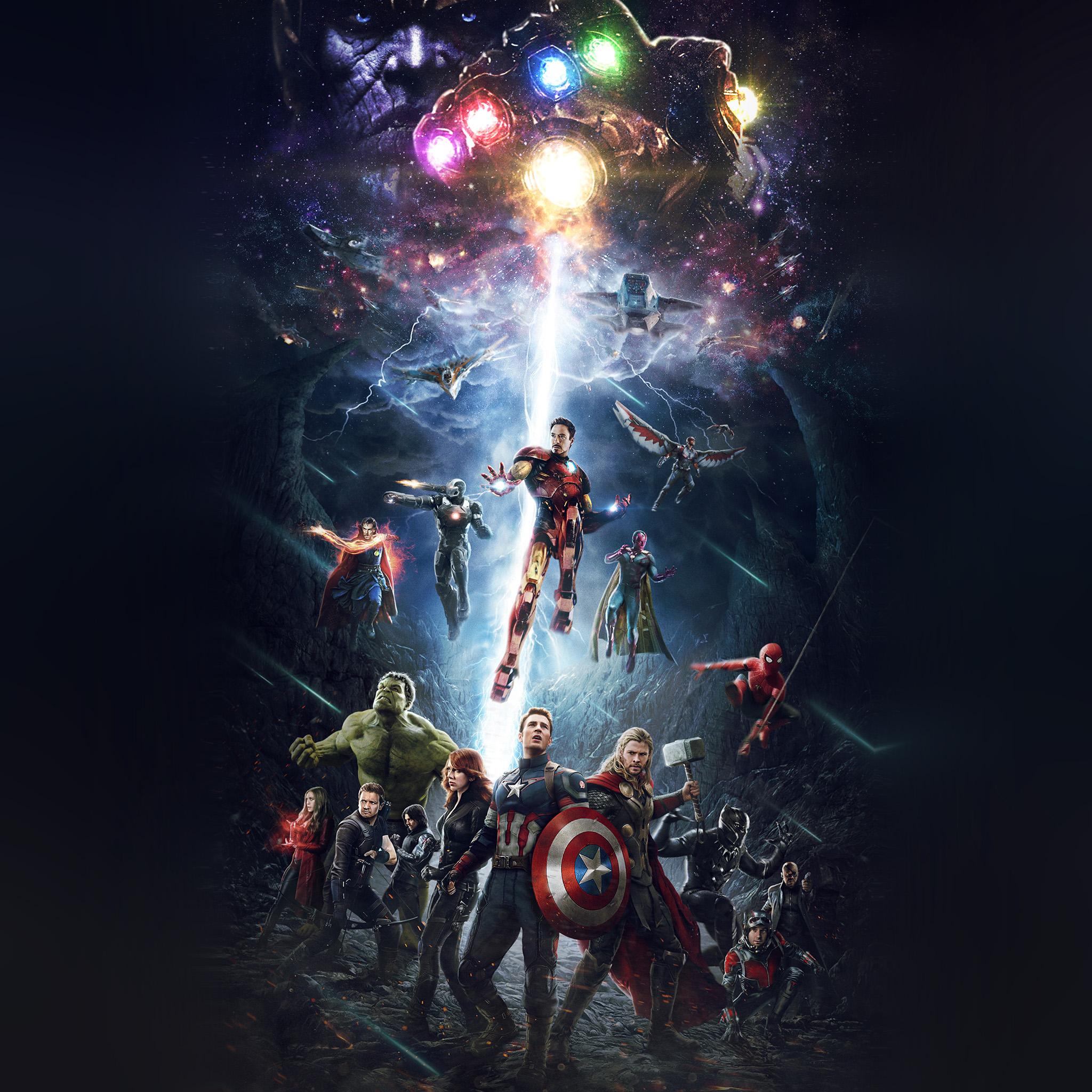 Be83 marvel infinitywar avengers hero art wallpaper - Marvel android wallpaper hd ...