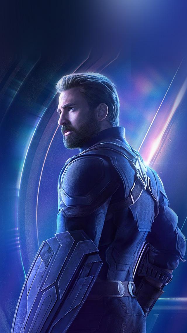 freeios8.com-iphone-4-5-6-plus-ipad-ios8-be86-captain-america-avengers-hero-chris-evans-film-art