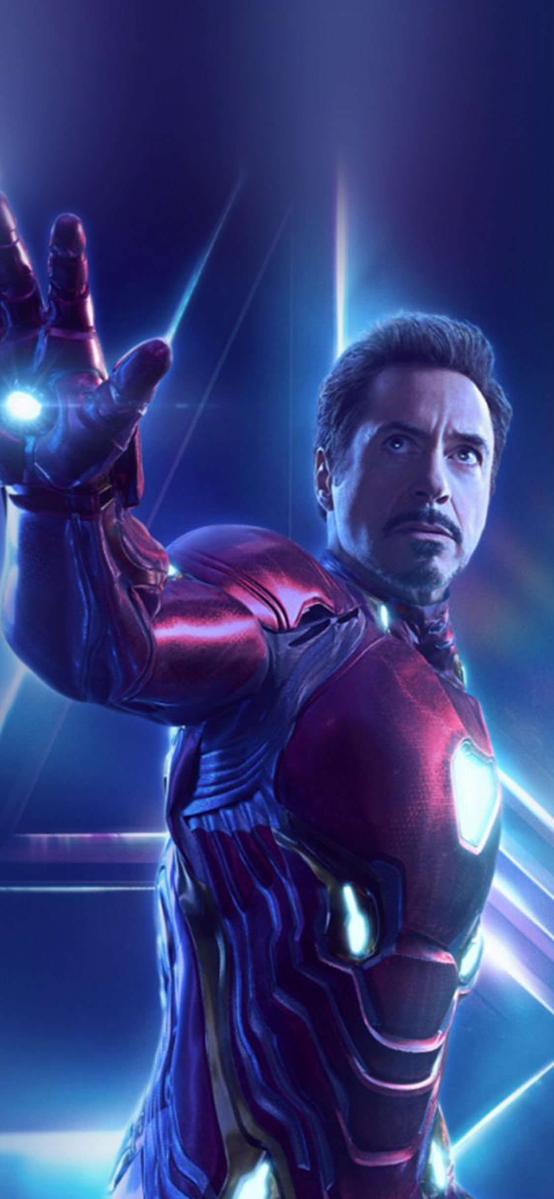 Iphone11papers Com Iphone11 Wallpaper Be89 Ironman Hero Avengers Film Marvel Art